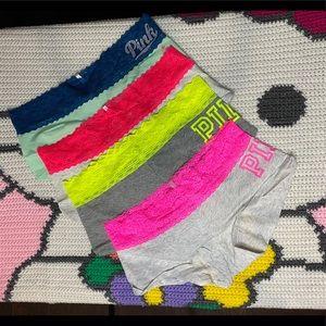 🎀 Victoria Secret PINK Panties